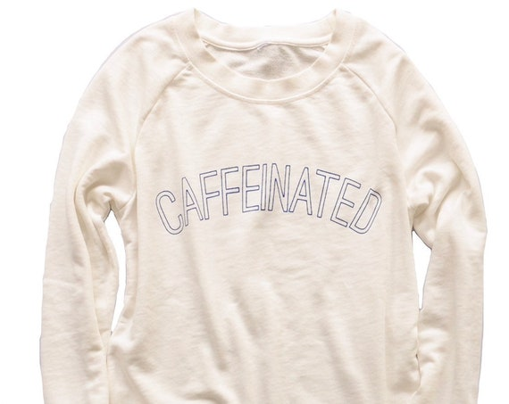 Caffeinated Pullover