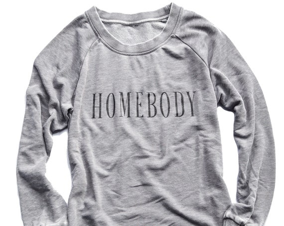 Homebody Sweatshirt Pullover - Light