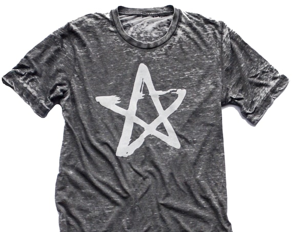 Star Burnout Tee