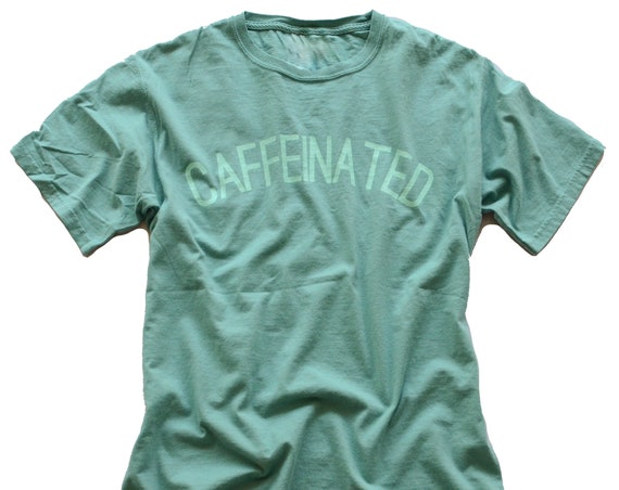 LIMITED EDITION Spring Caffeinated Tee