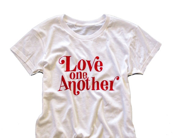 Love One Another Women's Tee