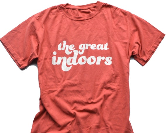 The Great Indoors Tee - LIMITED EDITION