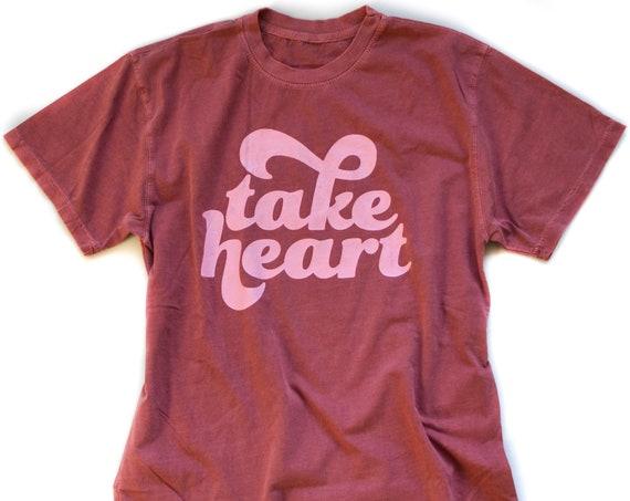 Take Heart Tee