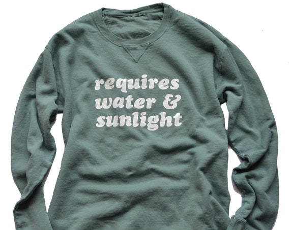 Water & Sunlight Sweatshirt