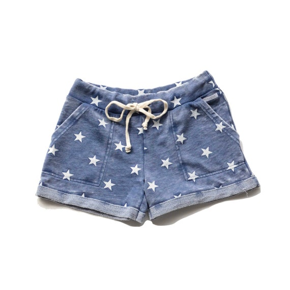 Star Print Ultimate Lounge Shorts