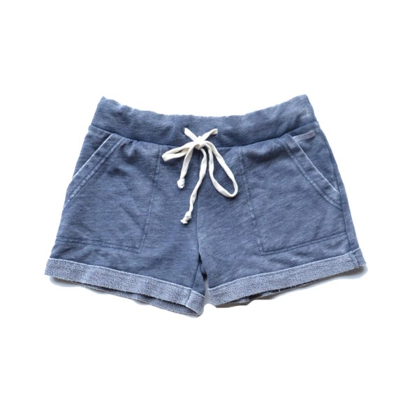 Washed Blue Ultimate Lounge Shorts
