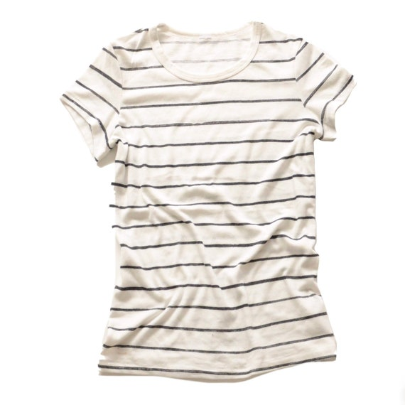 Simply Striped Women's Tee