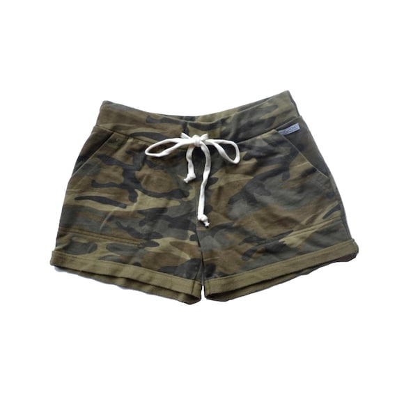 Ultimate French Terry Lounge Shorts - Camo