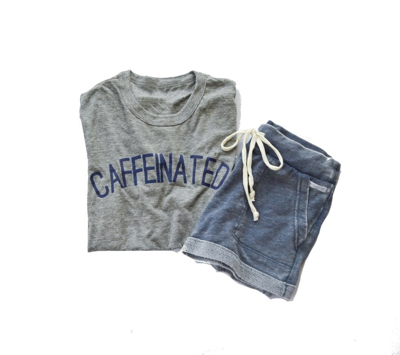 Caffeinated Tee