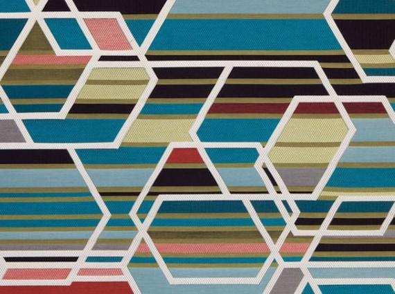 Sarah Morris Maharam Unique 10 x 20 3BMod Designer Pillow Cover