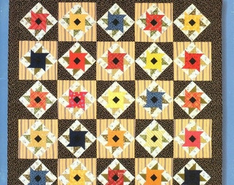 Twists and Turns by Cabbage Rose - Quilting Book and Quilt Patterns