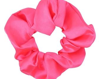 Set di 40 Elastici Capelli Bobbles Fasce Per Capelli In Colori Brillanti Rosa Giallo Verde