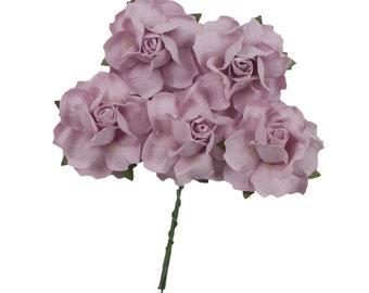 Gray SPL-020 3 Satin Rose