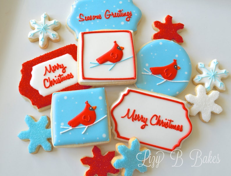 Winter Wonderland Christmas Cookies image 0