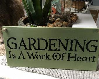 Gardening work   Etsy