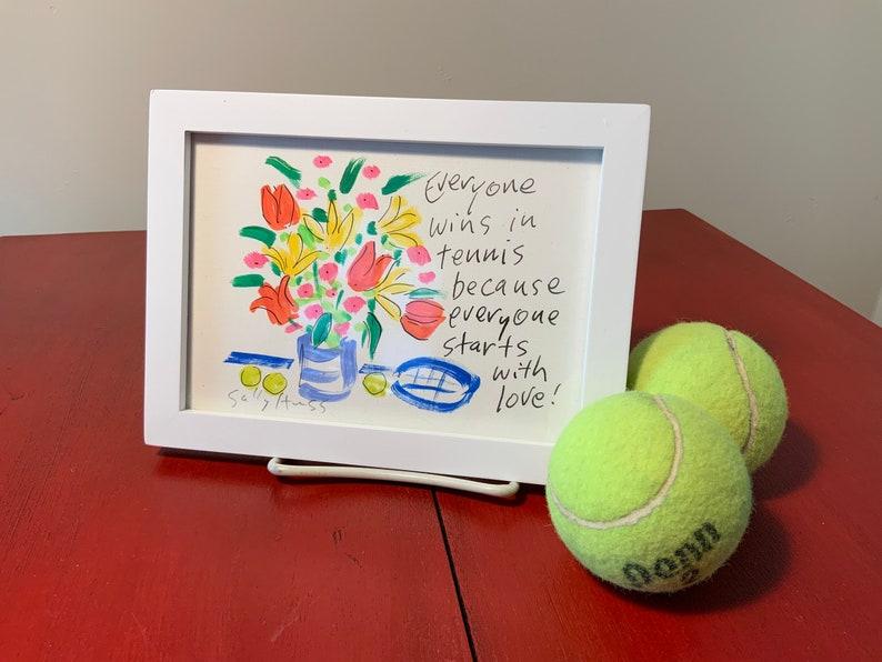 Tennis Love image 0