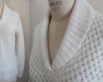 3ab6eee46 Basketweave sweater