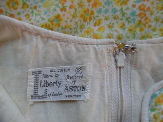 RESERVED for Pagan. Vintage 1960s Light Weight Di… - image 7
