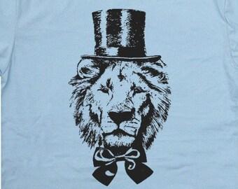 6c6f11c73cc830 Lion T Shirt Oldtimer Löwe Shirts Retro Zirkus T Shirt lustige niedlichen  Tier-Shirts Hipster Wortspiel für Damen Herren Kinder der 80er Jahre  Grafik-Tees ...