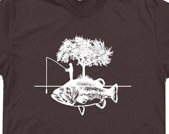 Fishing Shirts Funny Fishing T Shirt Fishing Graphic T Shirt Funny Fishing Saying Fly Fishing Tee Mens Womens Kids Gift For Fisherman Tshirt
