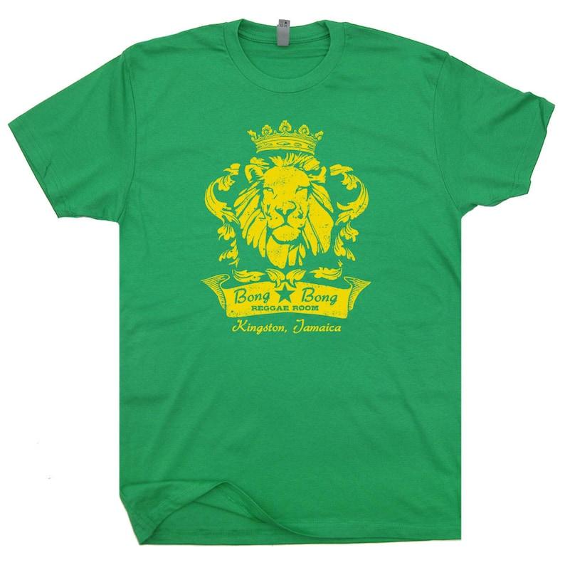 4b5cc39f8 Reggae T Shirt Reggae Bar Shirts Bob Vintage Reggae Graphic Tee Reggae Band Music  Shirt Rasta Jamaica Lion ...