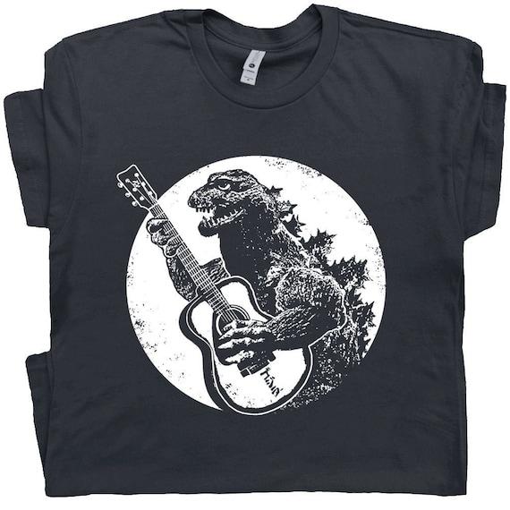 Makes U Wanna Play Guitars Logo Kids Tee Shirt Boys Girls Unisex Pick Size Color
