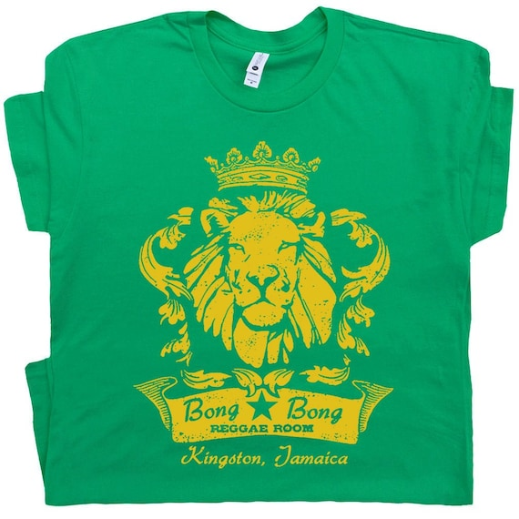 Polo Shirt Reggae Rasta Great Ethiopia Logo Brodé