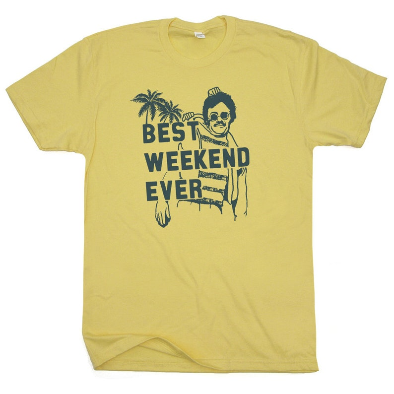 3289a2c922 Best Weekend Funny T Shirt Beer Shirts Drinking Shirts Road   Etsy