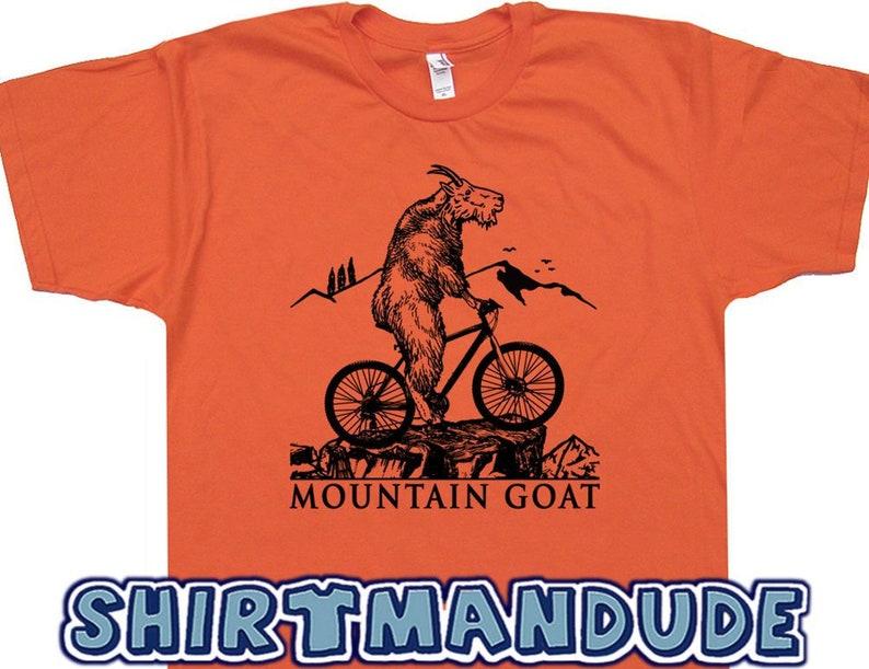 fc1b50d1ec2 Mountain Bike T Shirt Cool Mountain Biking Shirts Funny