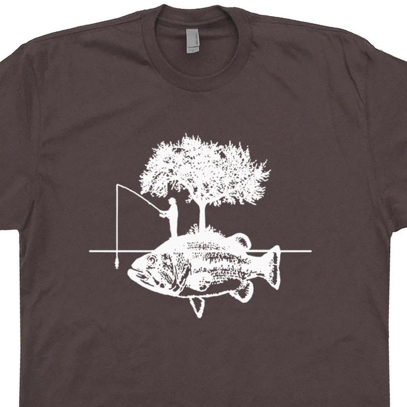 1b5c9deb07 Fishing T Shirts Funny Fishing Shirts Fly Fishing Shirt Gift | Etsy
