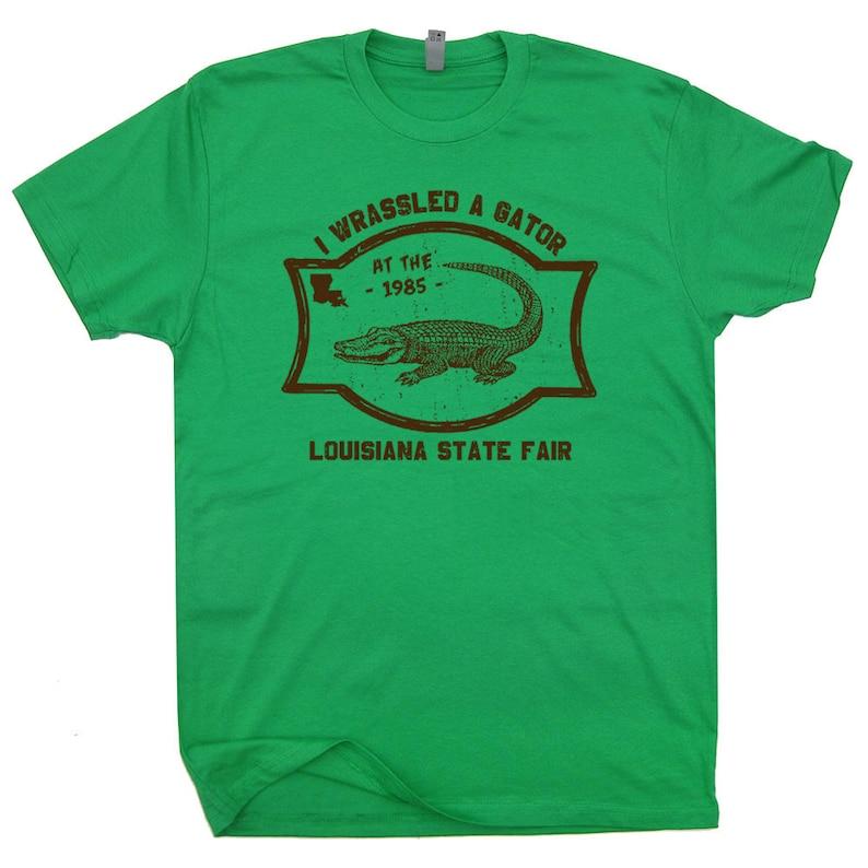 ab63bd5a271 Brands Source · Alligator Wrestling T Shirt Alligator T Shirt Crocodile  Shirt Etsy