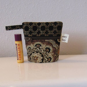 Coin Purse Hearing Aids Pouch Itsy-Bitsy Bag Jewelry Tote Speech Device Bag Water Resistant Bag