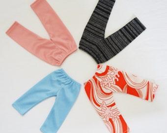 "4 Handmade Doll Clothes Leggings Fits 18"" American Girl Dolls Tights Pants Maplelea A"