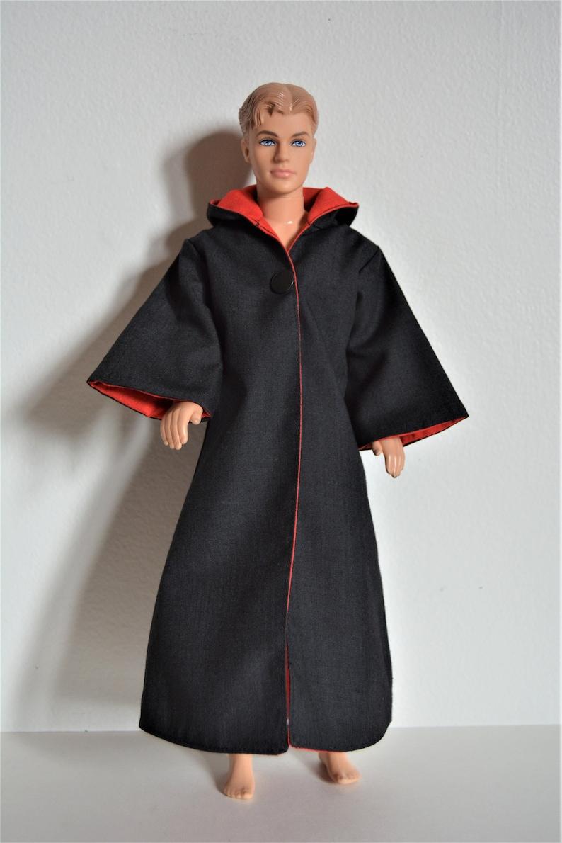 Handmade Wizard School Uniform Costumes Cloaks Robe 4 House Colors fit 12