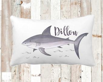 Shark pillow   Etsy