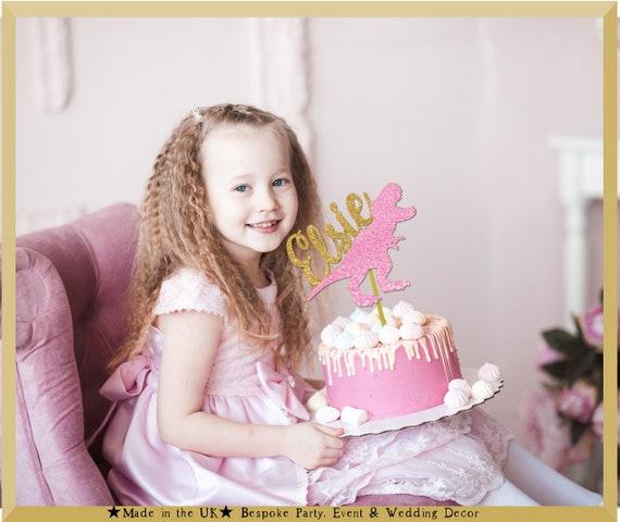 Sensational Custom Dinosaur Topper Birthday Cake Topper Kids Birthday Etsy Funny Birthday Cards Online Alyptdamsfinfo