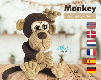 Lovelybabygift - Those two naughty monkeys were made by... | Facebook | 270x340