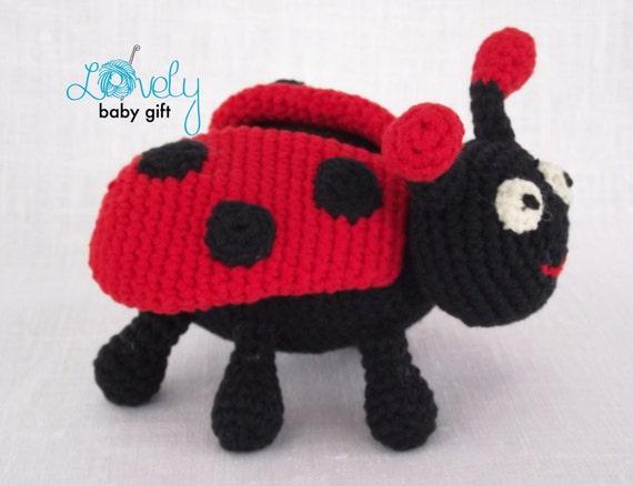 Lucky Ladybugs! 10 Free Ladybug Crochet Patterns   Crochet ladybug ...   438x570