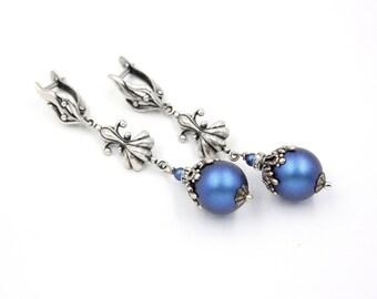 """Earrings in vintage style """" Desiree"""""""