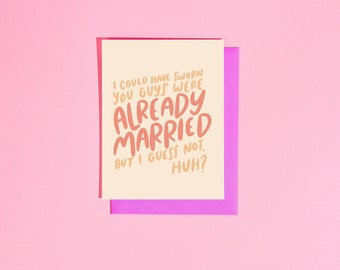all occasion Oh mah gerd card congrats greeting card