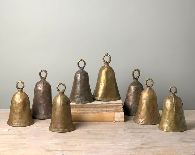 Featured listing image: Antique African Cow Bell (Free Shipping)