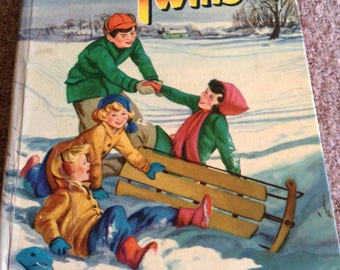 The Bobbsey Twins - Merry Days Indoors and Out - 1950