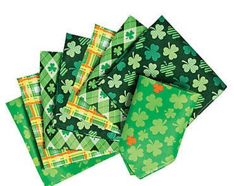 St. Patrick's Day Tablecloth