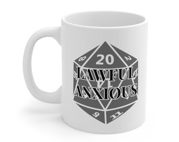 LAWFUL ANXIOUS Mug