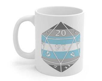 DEMIBOY d20 Mug