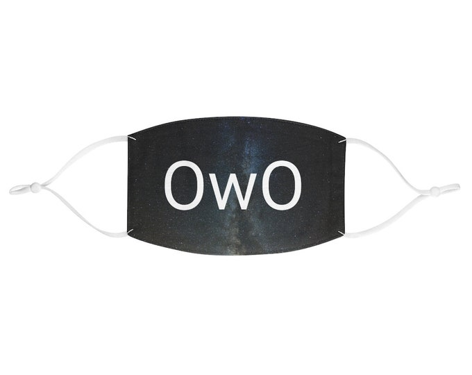 OwO Face Mask