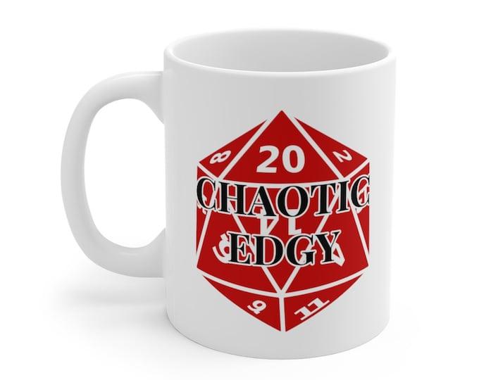 CHAOTIC EDGY Mug