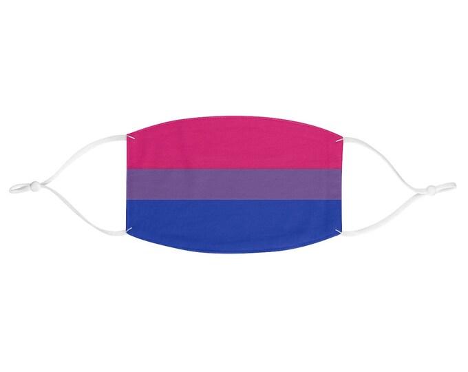 PRIDE FLAG Face Mask - Bisexual
