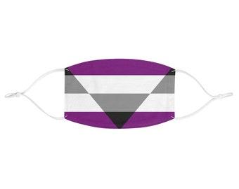 PRIDE FLAG Face Mask - Aegosexual