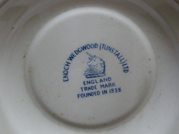 Dating Wedgwood bijoux
